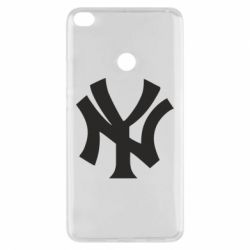 Чехол для Xiaomi Mi Max 2 New York yankees - FatLine