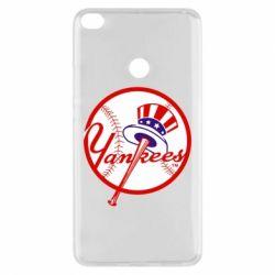 Чохол для Xiaomi Mi Max 2 New York Yankees