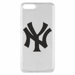 Чехол для Xiaomi Mi Note 3 New York yankees - FatLine