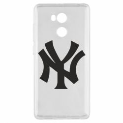 Чехол для Xiaomi Redmi 4 Pro/Prime New York yankees - FatLine