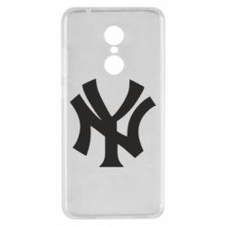 Чехол для Xiaomi Redmi 5 New York yankees - FatLine