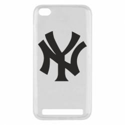 Чехол для Xiaomi Redmi 5a New York yankees - FatLine