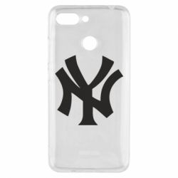 Чехол для Xiaomi Redmi 6 New York yankees - FatLine