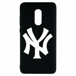 Чехол для Xiaomi Redmi Note 4 New York yankees - FatLine
