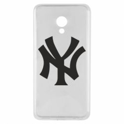 Чехол для Meizu M5 New York yankees - FatLine
