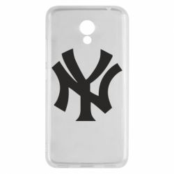 Чехол для Meizu M5c New York yankees - FatLine