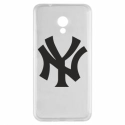 Чехол для Meizu M5s New York yankees - FatLine