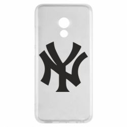 Чехол для Meizu Pro 6 New York yankees - FatLine