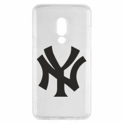 Чехол для Meizu 15 New York yankees - FatLine