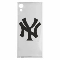 Чехол для Sony Xperia XA1 New York yankees - FatLine
