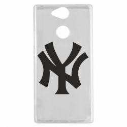 Чехол для Sony Xperia XA2 New York yankees - FatLine