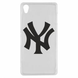 Чехол для Sony Xperia Z3 New York yankees - FatLine