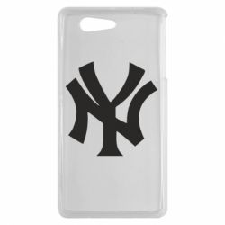 Чехол для Sony Xperia Z3 mini New York yankees - FatLine