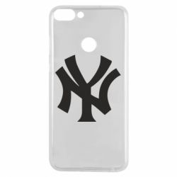 Чехол для Huawei P Smart New York yankees - FatLine