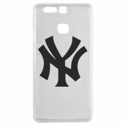 Чехол для Huawei P9 New York yankees - FatLine