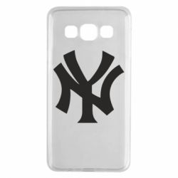 Чехол для Samsung A3 2015 New York yankees - FatLine
