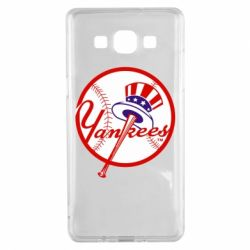 Чохол для Samsung A5 2015 New York Yankees