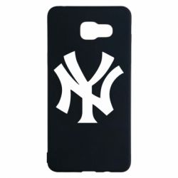 Чехол для Samsung A5 2016 New York yankees - FatLine