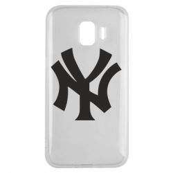 Чехол для Samsung J2 2018 New York yankees - FatLine