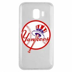 Чохол для Samsung J2 2018 New York Yankees