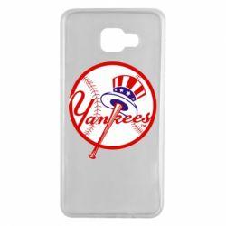 Чохол для Samsung A7 2016 New York Yankees