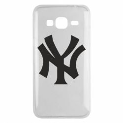 Чехол для Samsung J3 2016 New York yankees - FatLine