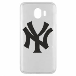 Чехол для Samsung J4 New York yankees - FatLine