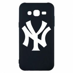 Чехол для Samsung J5 2015 New York yankees - FatLine