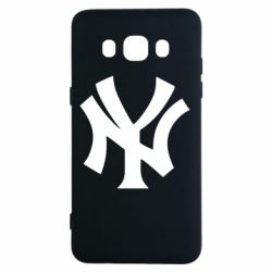 Чехол для Samsung J5 2016 New York yankees - FatLine