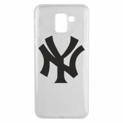 Чехол для Samsung J6 New York yankees - FatLine
