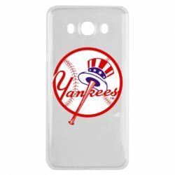 Чохол для Samsung J7 2016 New York Yankees