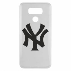 Чехол для LG G6 New York yankees - FatLine