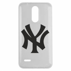 Чехол для LG K7 2017 New York yankees - FatLine