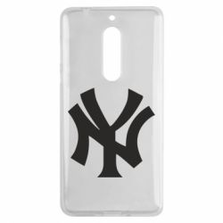 Чехол для Nokia 5 New York yankees - FatLine