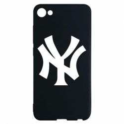 Чехол для Meizu U10 New York yankees - FatLine