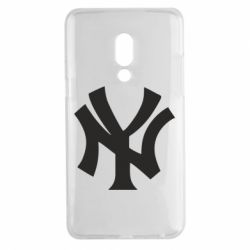 Чехол для Meizu 15 Plus New York yankees - FatLine