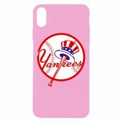 Чохол для iPhone Xs Max New York Yankees