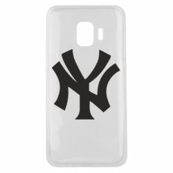 Чехол для Samsung J2 Core New York yankees - FatLine