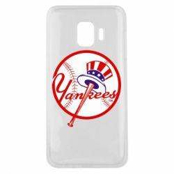 Чохол для Samsung J2 Core New York Yankees