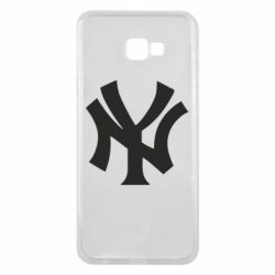 Чехол для Samsung J4 Plus 2018 New York yankees - FatLine