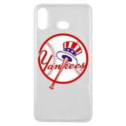 Чохол для Samsung A6s New York Yankees
