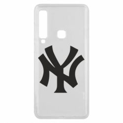 Чехол для Samsung A9 2018 New York yankees - FatLine