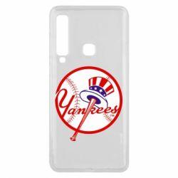 Чохол для Samsung A9 2018 New York Yankees