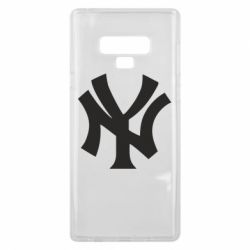 Чехол для Samsung Note 9 New York yankees - FatLine