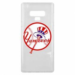 Чохол для Samsung Note 9 New York Yankees