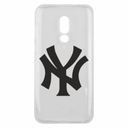 Чехол для Meizu 16 New York yankees - FatLine