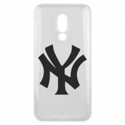 Чехол для Meizu 16x New York yankees - FatLine