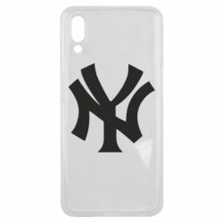 Чехол для Meizu E3 New York yankees - FatLine