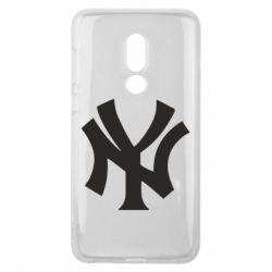 Чехол для Meizu V8 New York yankees - FatLine