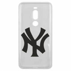 Чехол для Meizu V8 Pro New York yankees - FatLine